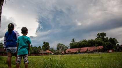 Galerie: 5 Fragen zum Ausbruch des Agung auf Bali