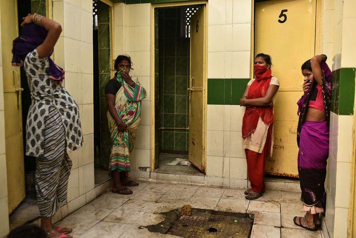 kommunale Sanitäranlage