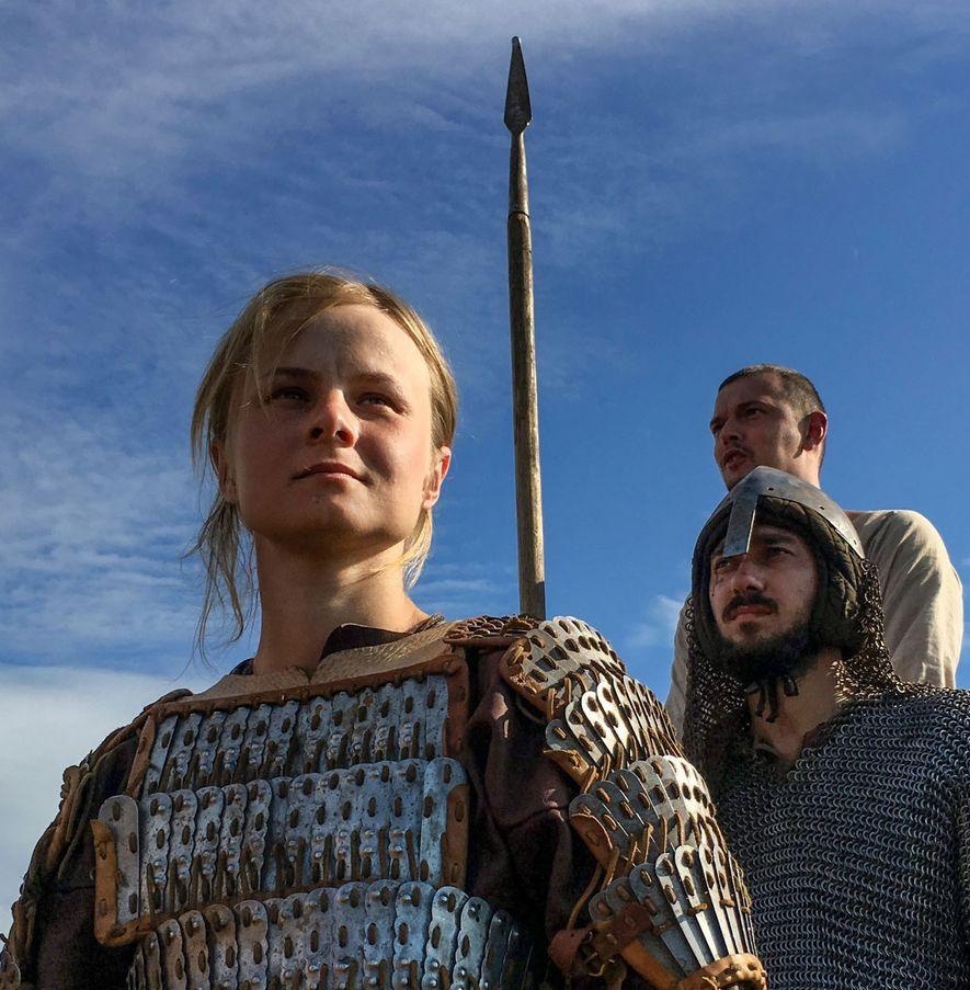 DNA-Test: Berühmter Wikingerkrieger war eine Frau