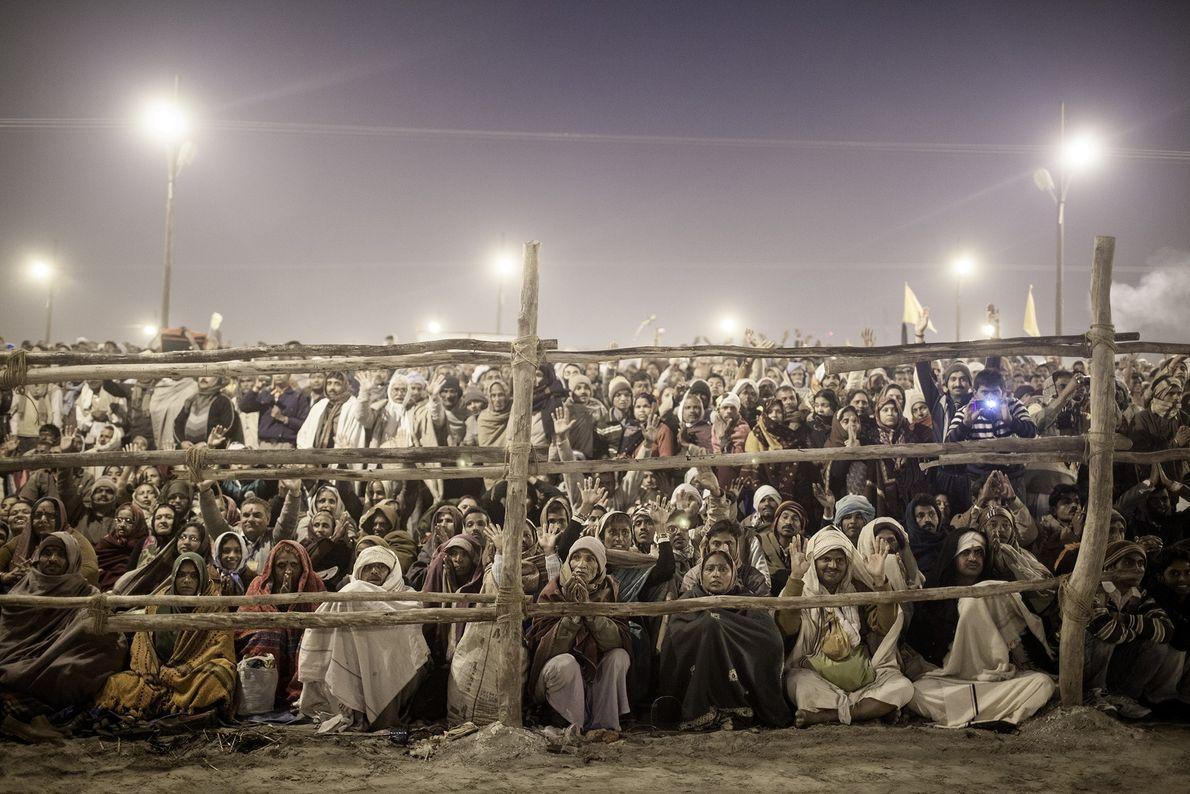 Das größte religiöse Fest der Welt, Kumbh Mela