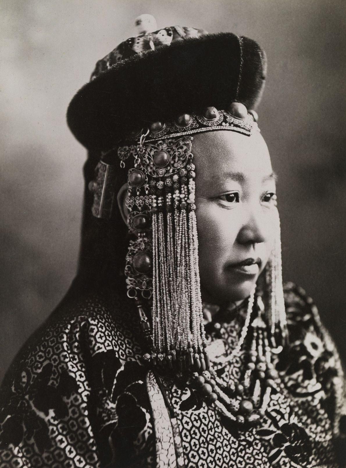 Eine mongolische Prinzessin