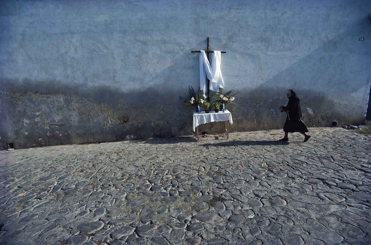Osterfest im mexikanischen Oaxaca