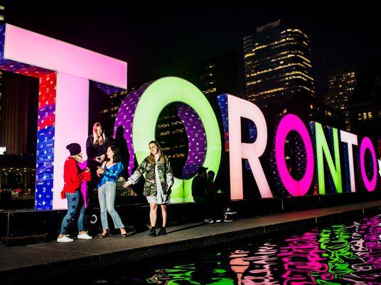 Galerie 3: Toronto – einfach unwiderstehlich
