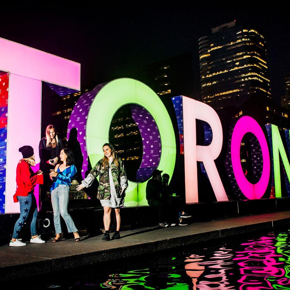 Galerie 2: Toronto – einfach unwiderstehlich