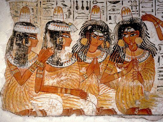 Rätsel der altägyptischen Kopfkegel endlich gelöst