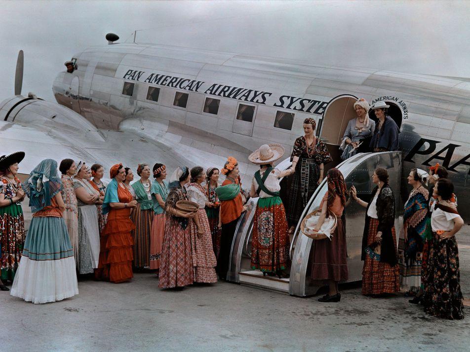 Galerie: Vintage-Fotos zeigen den Zauber des Reisens