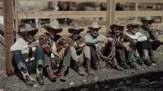 So sahen Cowboys vor fast 100 Jahren aus