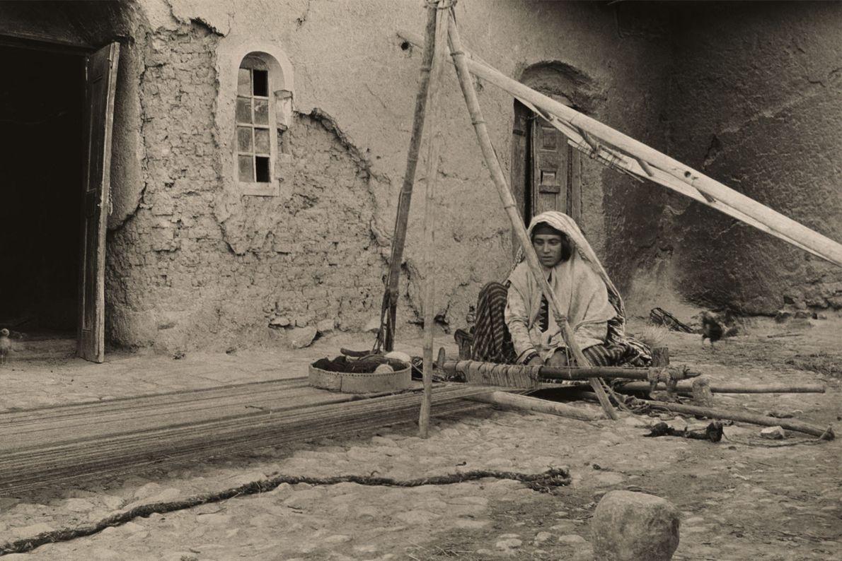 Qaschqai-Frau