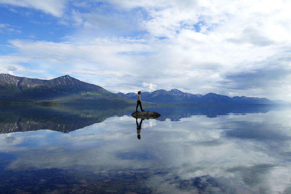 LAKE CLARK, ALASKA, USA