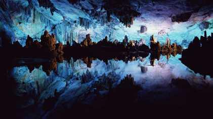 Wasser, Eis und Stein: Bilder von Höhlen aus aller Welt