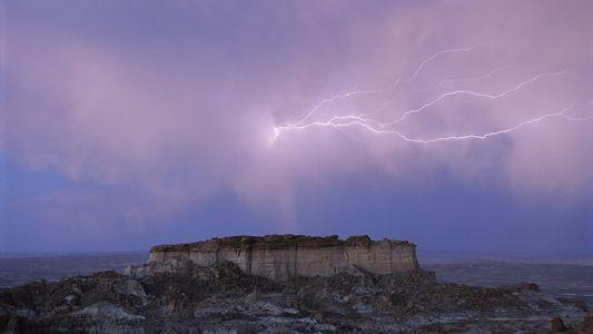 19 elektrisierende Fotos von gewaltigen Stürmen