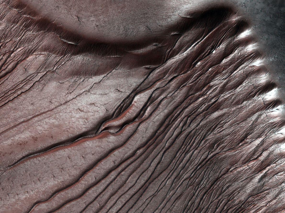 Dünen des Russell-Kraters
