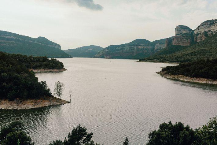 Das Sau-Reservoir