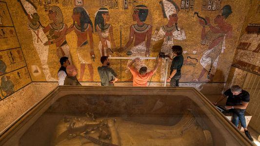 Tutanchamuns Grab hat keine versteckten Kammern