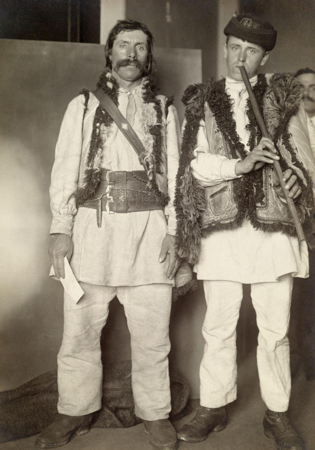 rumänische Schäfer