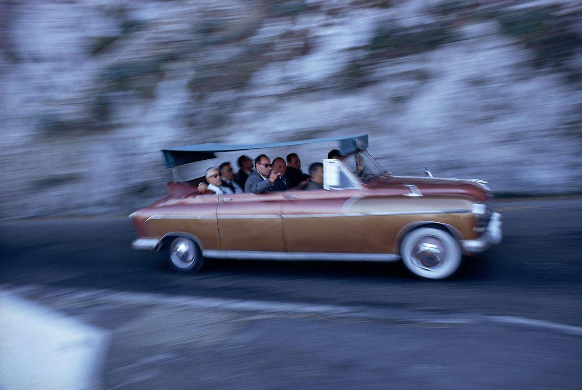 Capri, Italy: 1970