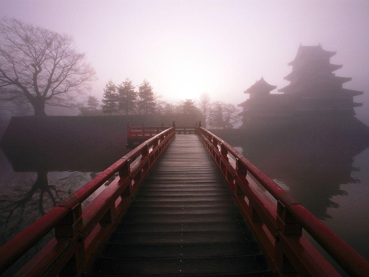 Samurai-Festung