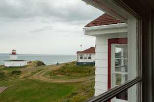 Da der Leuchtturm am Cape d'Or mittlerweile – wie alle Leuchttürme – automatisch betrieben wird, dient ...