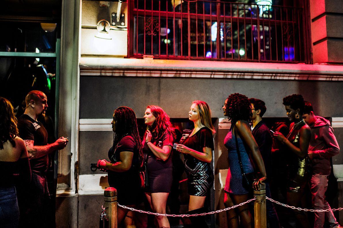 Clubs der King Street