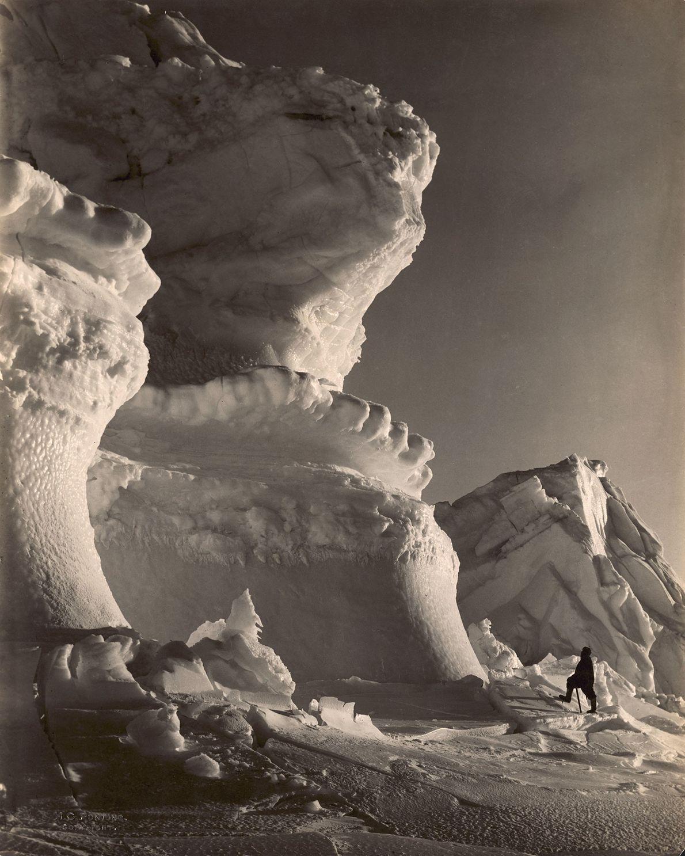 Castle-Eisberg in der Antarktis