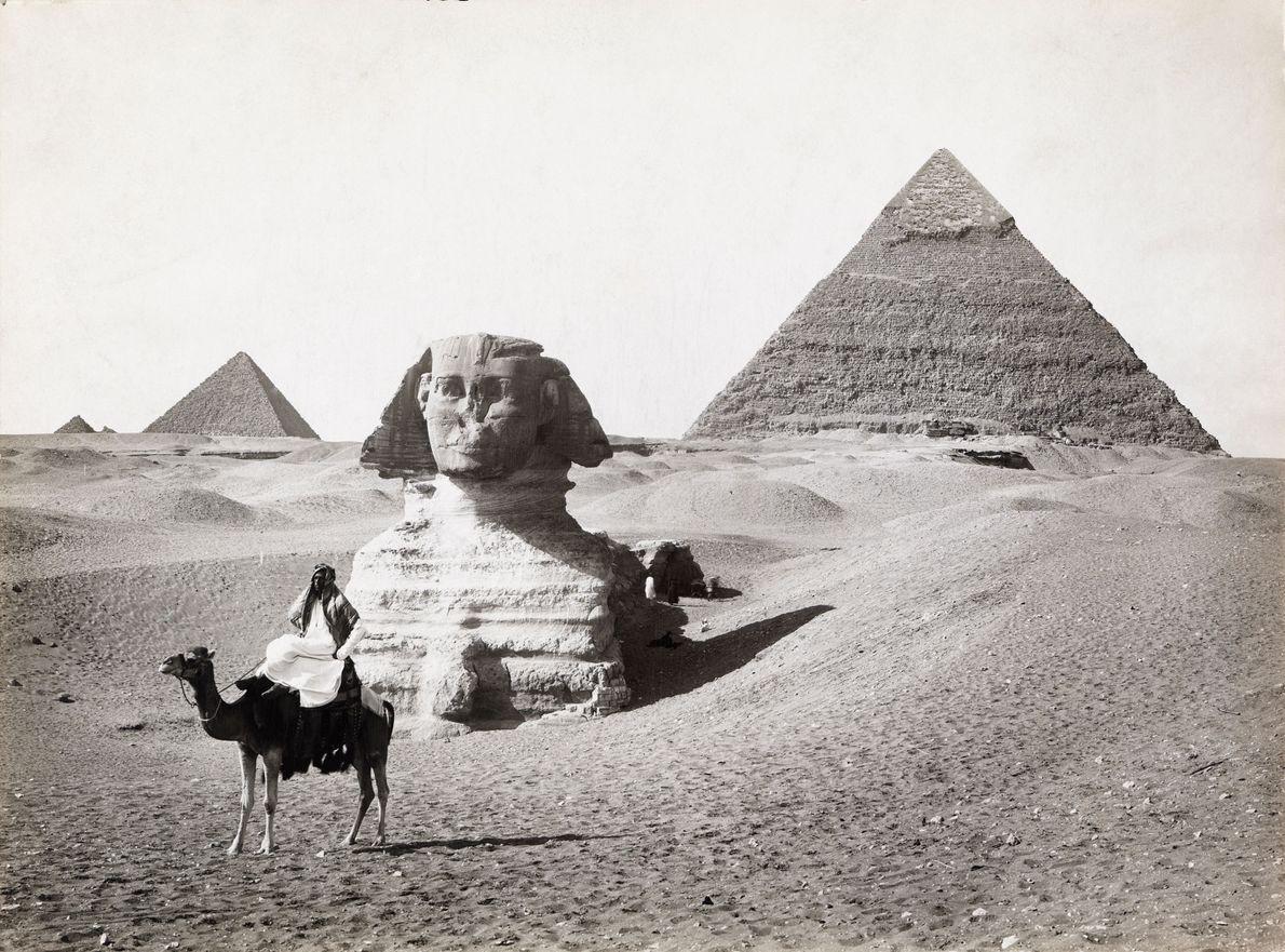 Giza, Egypt: 1913