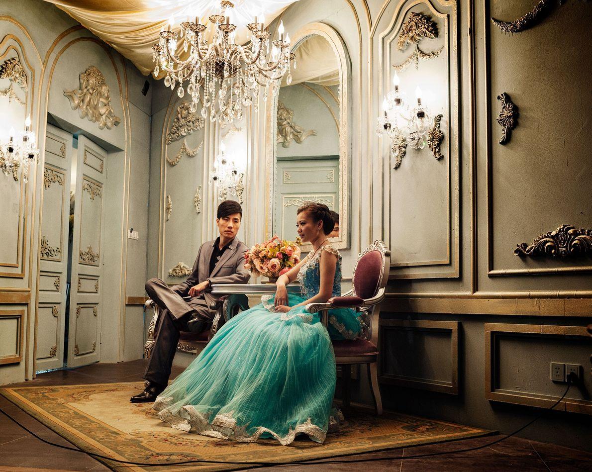 """""""Prinzessin""""-Studio."""