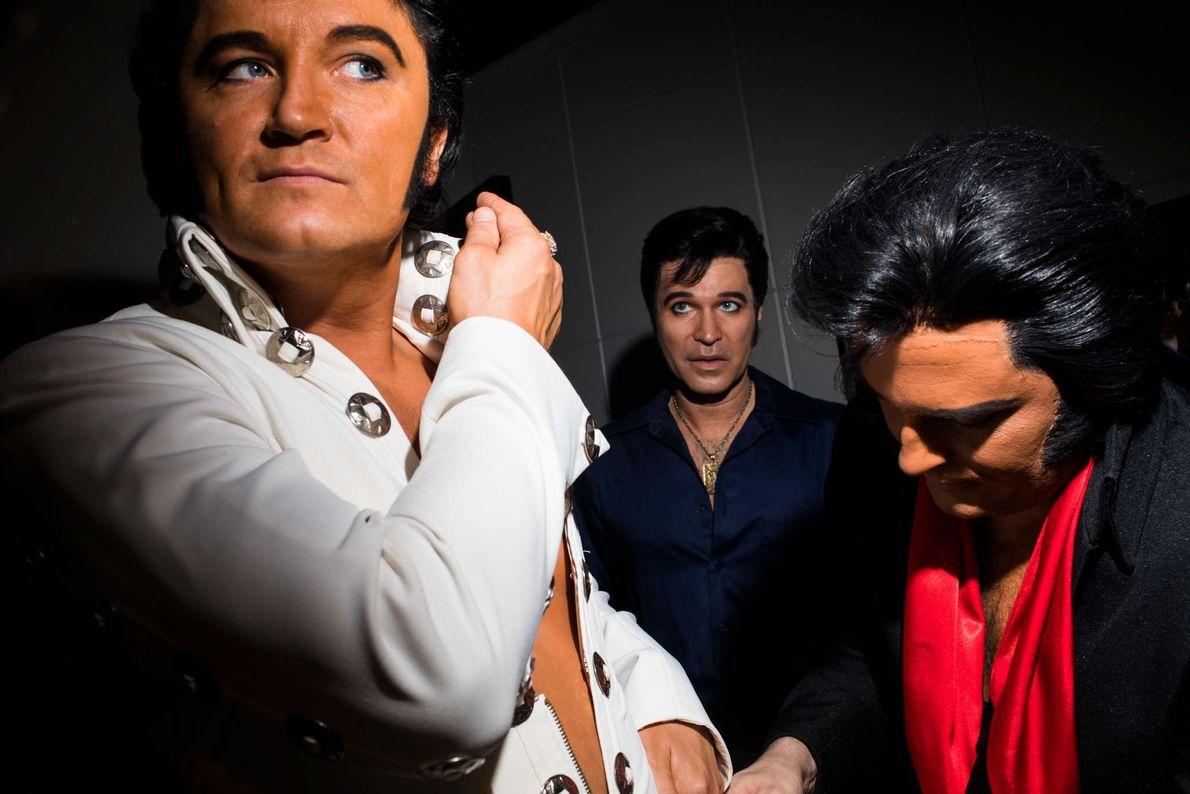 Elvis Tribute Artists