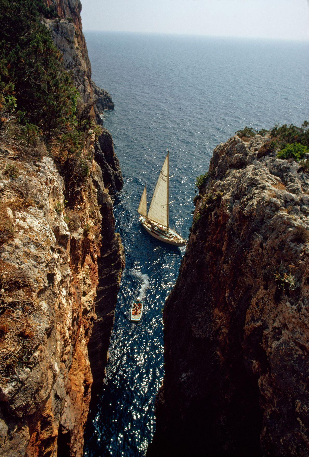 Ionian Islands, Greece: 1973