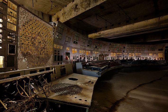 Reaktor 4, Tschernobyl