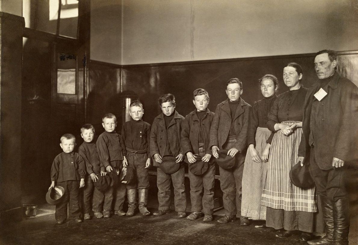 Immigrantenfamilie