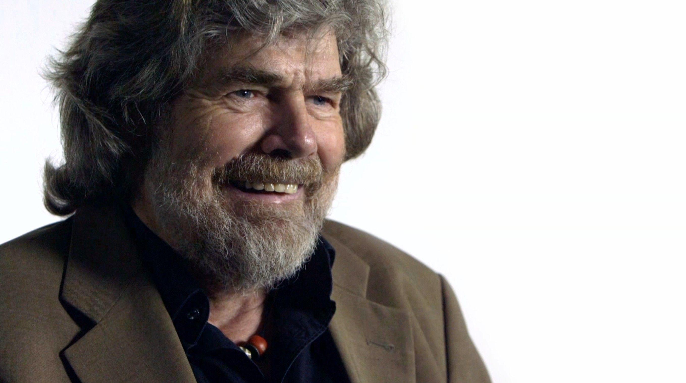 Reinhold Messner über Angst, Versagen und echte Abenteuer