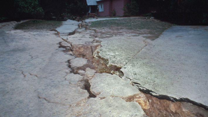 Die zerstörerische Kraft von Erdbeben