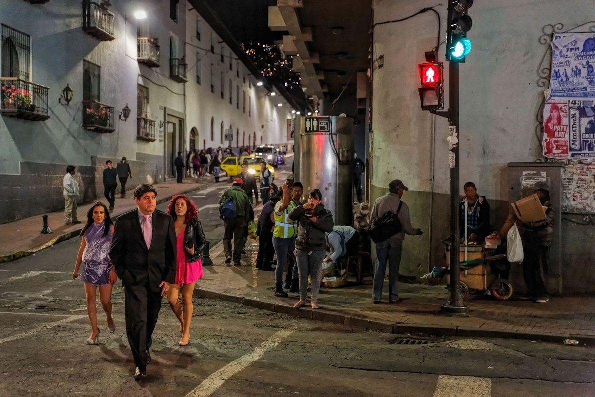 Dank der gut dokumentierten Geschichte Quitos und seiner alten Gebäude gilt die Stadt heute als UNESCO-Welterbe.