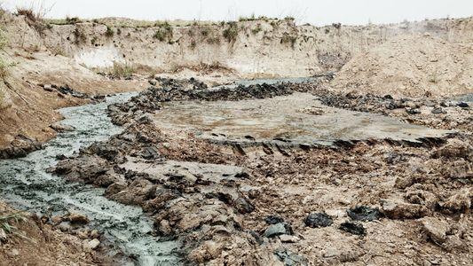 Bilder vom dreckigsten Fluss der Welt