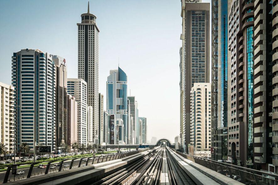 18 surreale, futuristische Bilder von Städten