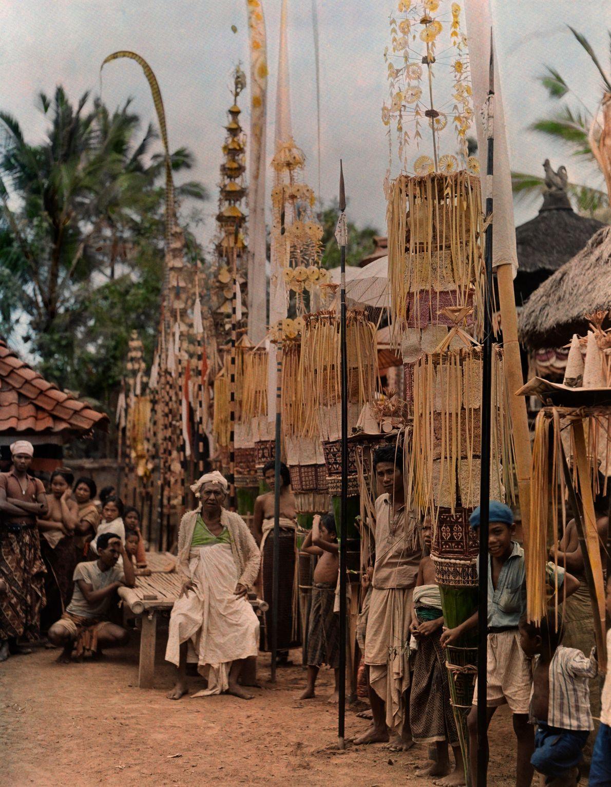 Bali, Indonesia: 1927