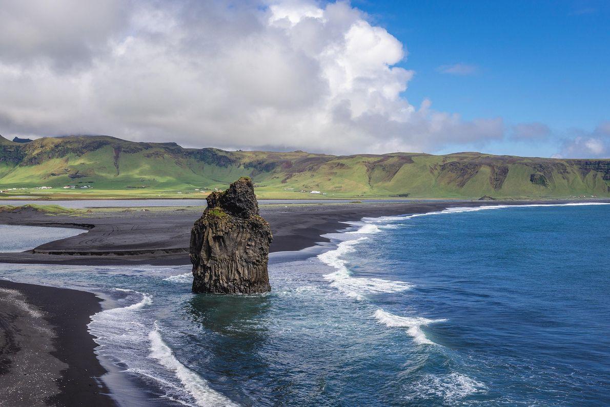 VÍK, ISLAND
