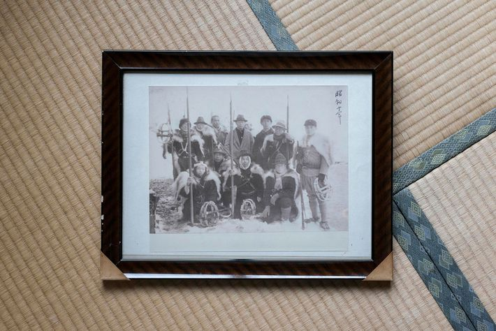 Gruppe von Matagi