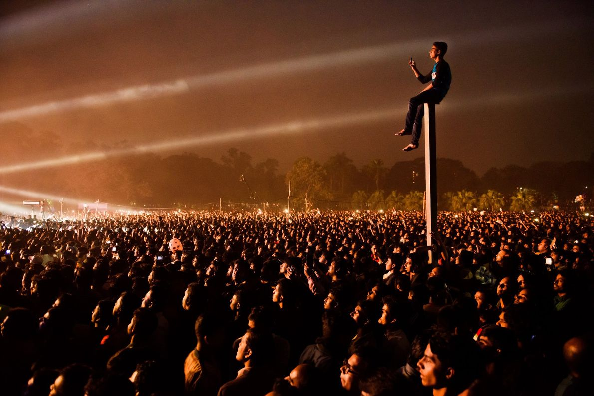 Konzert zum Tag des Sieges in Bangladesch