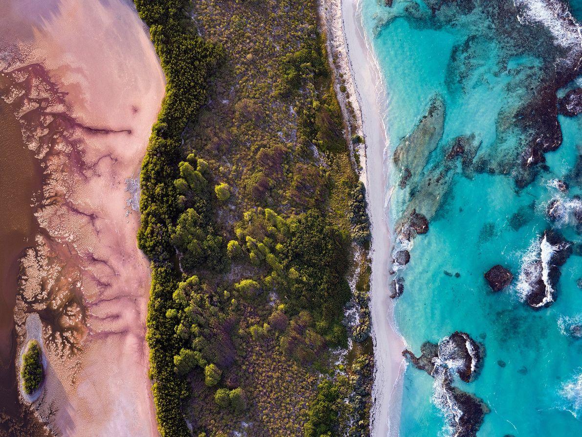 Îles de la Petite Terre in Guadeloupe