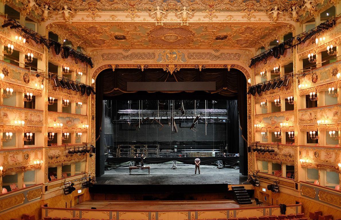 Teatro Le Fenice in Italien