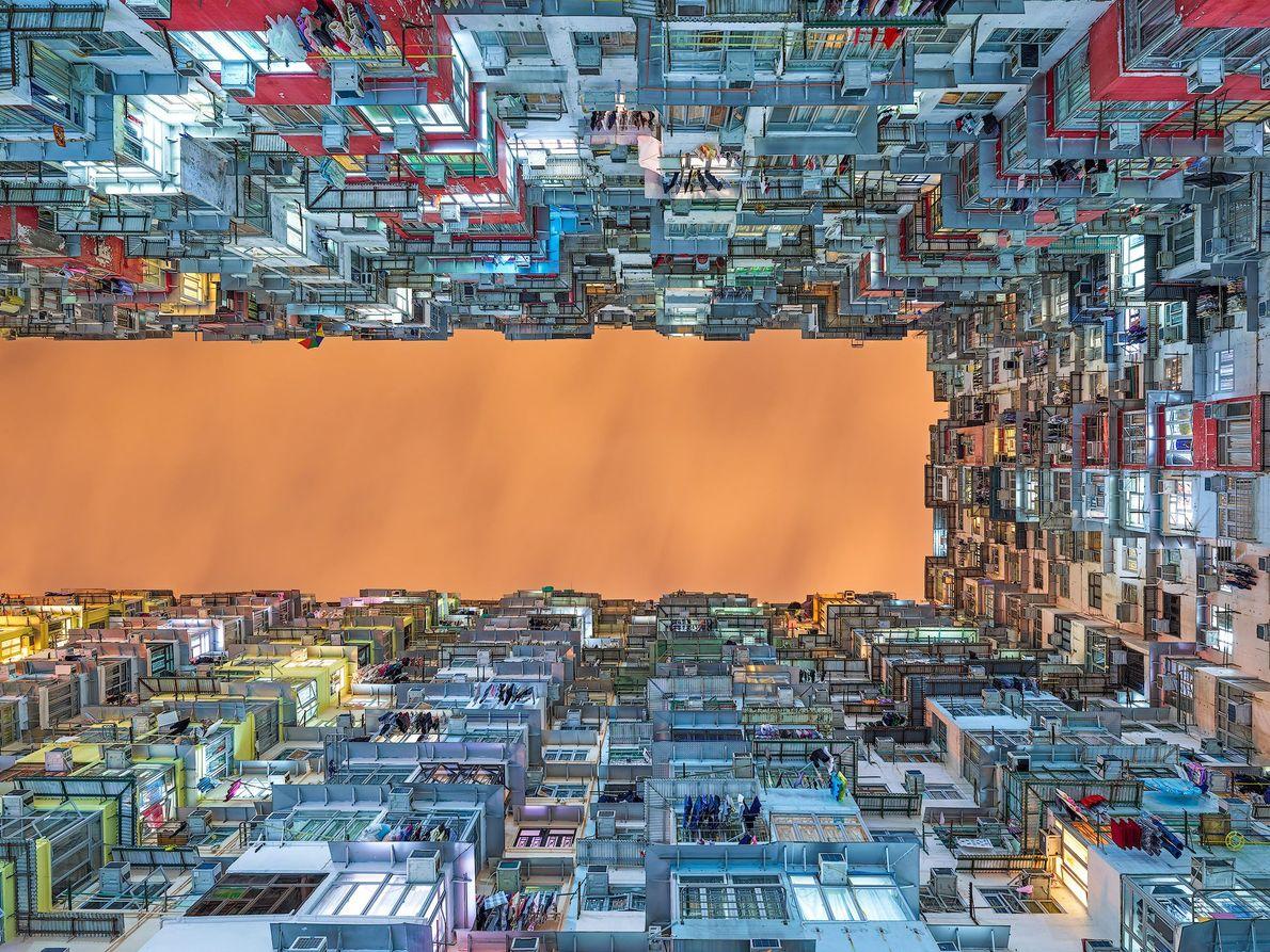 Apartments in Hongkong