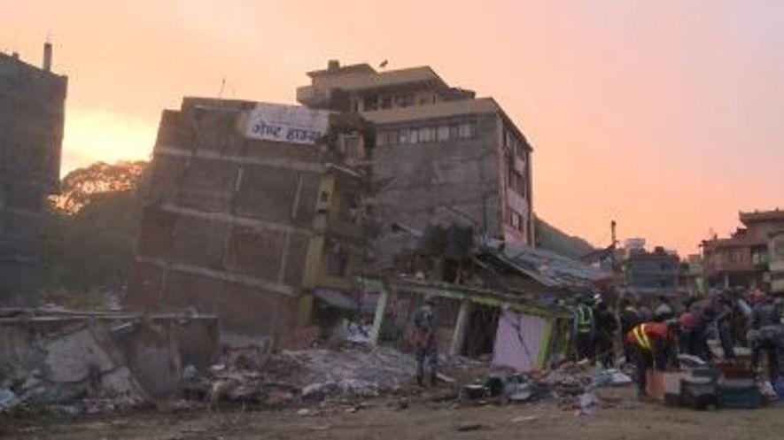 Wie Menschen tödliche Erdbeben verursachen
