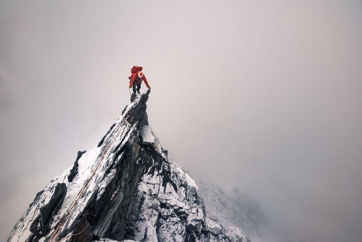 Gipfel des Täschhorn