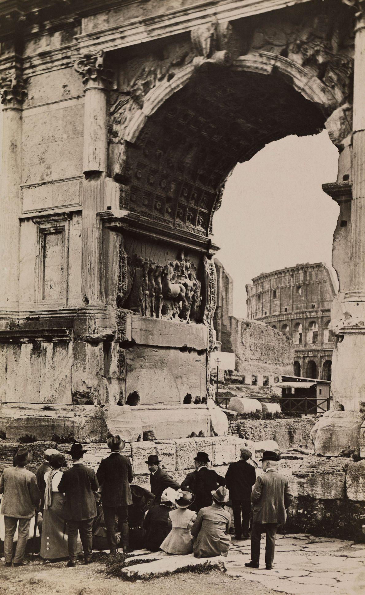 Rome, Italy: 1922