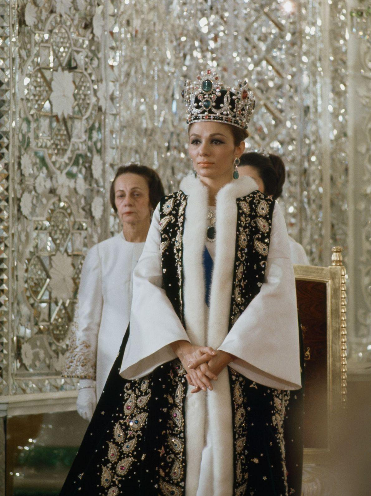 Die iranische Kaiserin