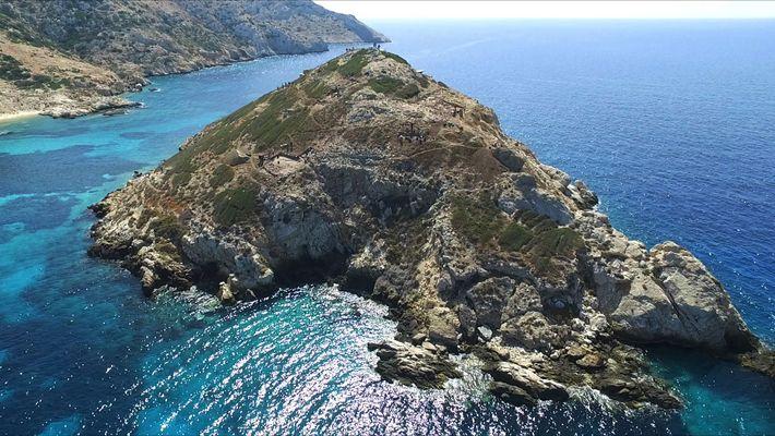 Mysteriöse Kultstätte des antiken Griechenlands.