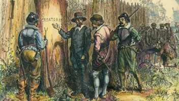 Roanoke: Die verschollene Kolonie