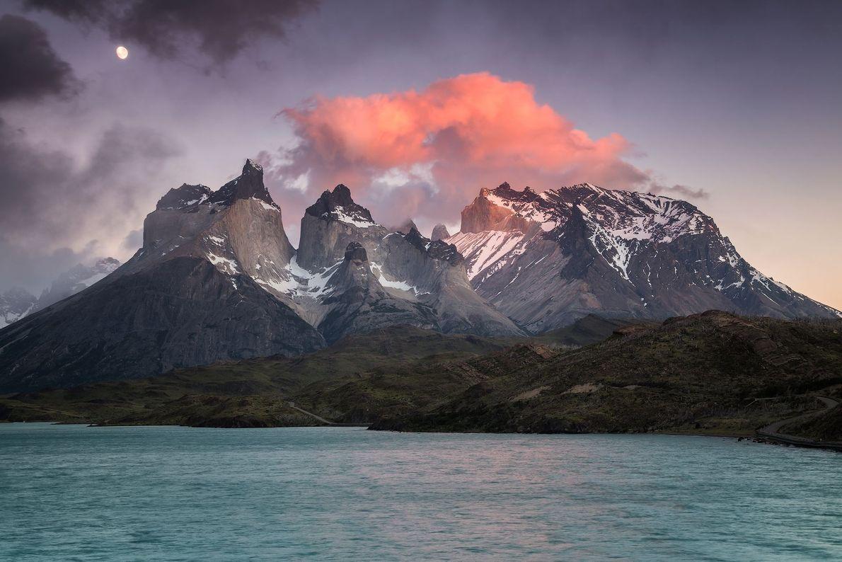 """""""Mein Verständnis von majestätischer Pracht und natürlicher Schönheit hat sich nach meinem Besuch im Torres-del-Paine-Nationalpark dramatisch ..."""