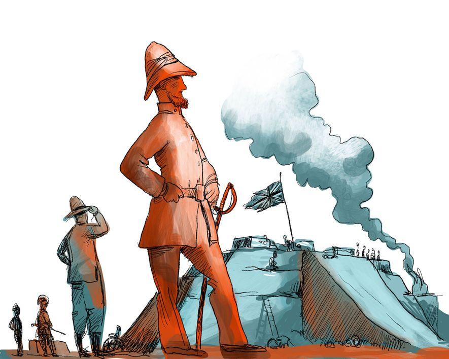 1856-1860: Der Zweite Opiumkrieg zwischen Großbritannien, Frankreich und China tobt. Er wird mit der Pekinger Konvention ...